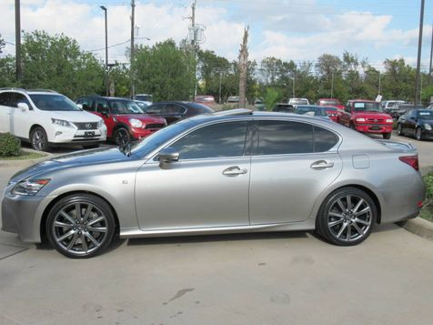 2015 Lexus GS 350 F-Sport  | Houston, TX | American Auto Centers in Houston, TX