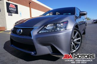 2015 Lexus GS 350 F Sport Package GS350 Mark Levinson Blind Spot | MESA, AZ | JBA MOTORS in Mesa AZ