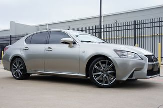 2015 Lexus GS 350 F-SPORT * Navi * ROOF * 19's * A/C Seats * KEYLESS in Plano, Texas 75093