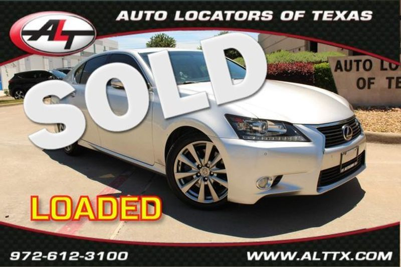 2015 Lexus GS 350 Base | Plano, TX | Consign My Vehicle in Plano TX