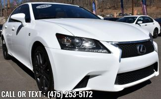 2015 Lexus GS 350 4dr Sdn Crafted Line Waterbury, Connecticut 6