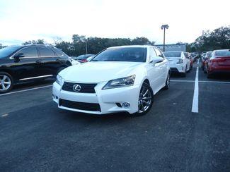2015 Lexus GS 350 LUXURY PKG. NAVIGATION. AIR COOLE-HTD SEATS SEFFNER, Florida 6