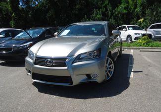 2015 Lexus GS 350 NAVIGATION SEFFNER, Florida 7