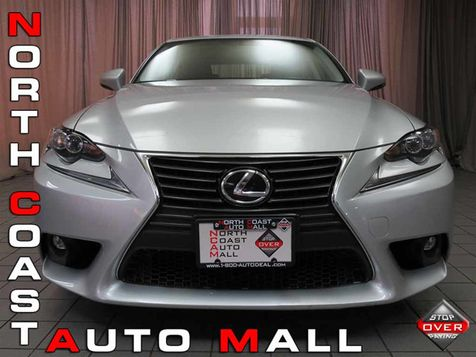 2015 Lexus IS 250 4dr Sport Sedan Crafted Line AWD in Akron, OH