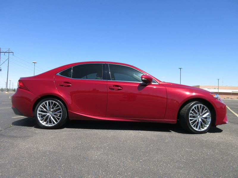 2015 Lexus IS 250 AWD Crafted Line  Fultons Used Cars Inc  in , Colorado