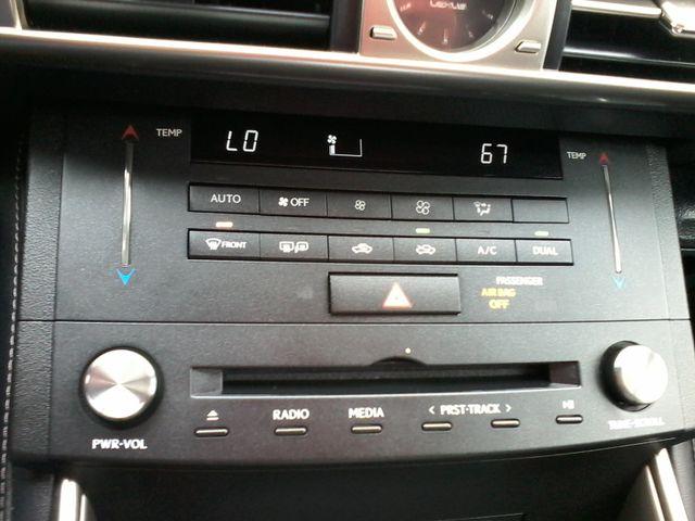 2015 Lexus IS 250 F Sport Boerne, Texas 32