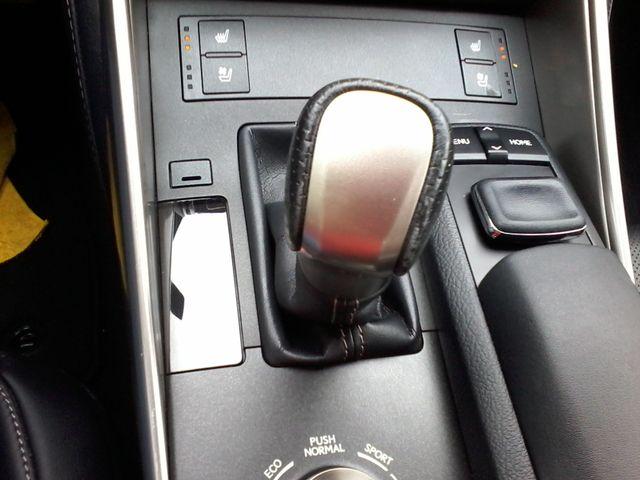 2015 Lexus IS 250 F Sport Boerne, Texas 34