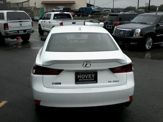 2015 Lexus IS 250 F Sport Boerne, Texas 6