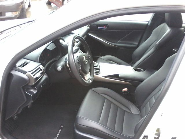 2015 Lexus IS 250 F Sport Boerne, Texas 14