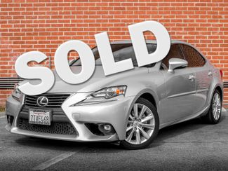 2015 Lexus IS 250 Burbank, CA
