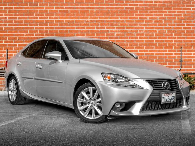 2015 Lexus IS 250 Burbank, CA 1