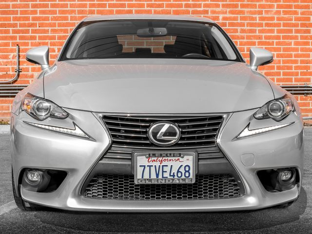 2015 Lexus IS 250 Burbank, CA 2
