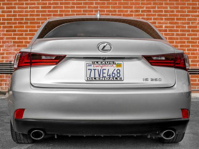 2015 Lexus IS 250 Burbank, CA 3