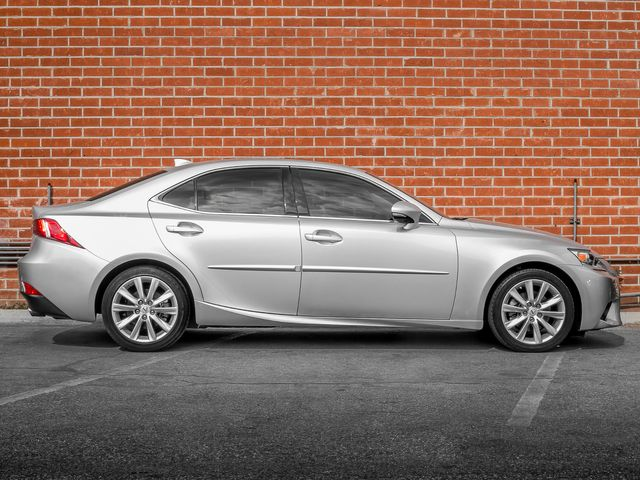 2015 Lexus IS 250 Burbank, CA 4