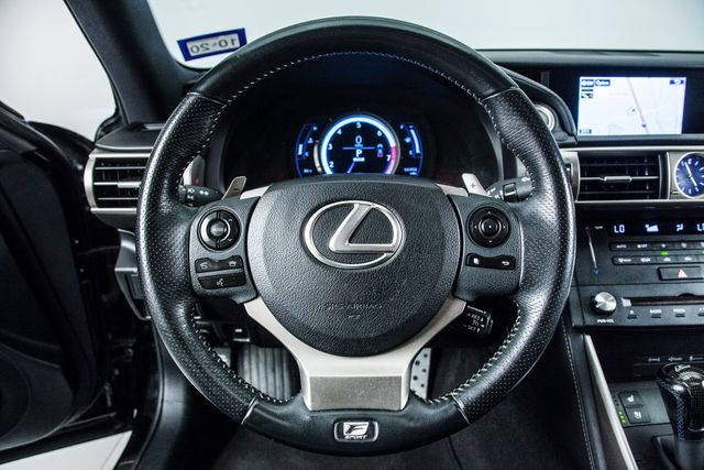 2015 Lexus IS 250 F-Sport in Carrollton, TX 75006