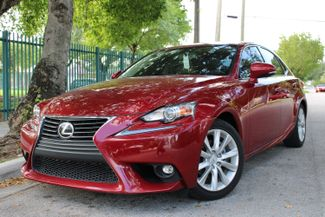 2015 Lexus IS 250 in Miami, FL 33142