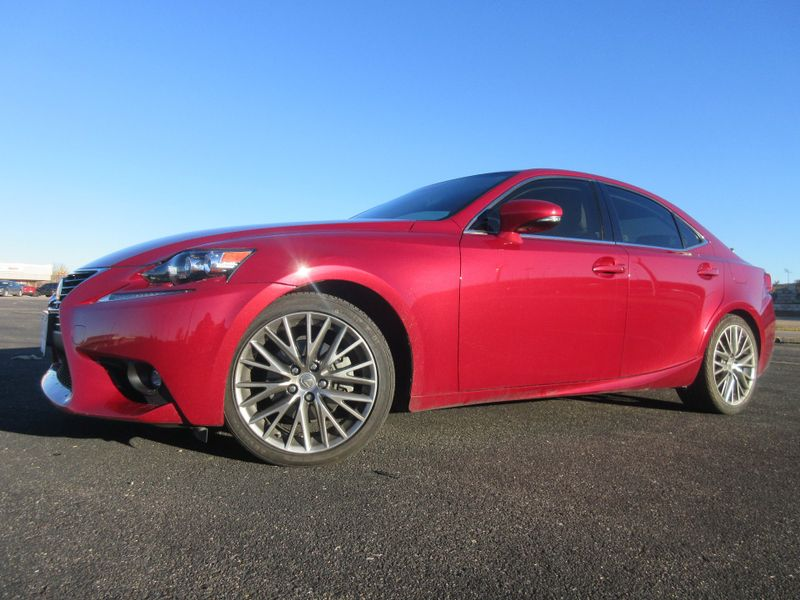 2015 Lexus IS 250 Crafted Line  Fultons Used Cars Inc  in , Colorado
