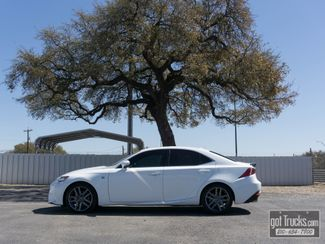 2015 Lexus IS 250 F-Sport 2.5L V6 in San Antonio Texas, 78217