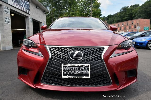 2015 Lexus IS 250 4dr Sport Sdn AWD Waterbury, Connecticut 11