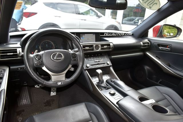 2015 Lexus IS 250 4dr Sport Sdn AWD Waterbury, Connecticut 16