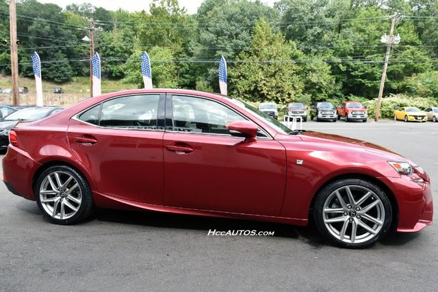2015 Lexus IS 250 4dr Sport Sdn AWD Waterbury, Connecticut 9