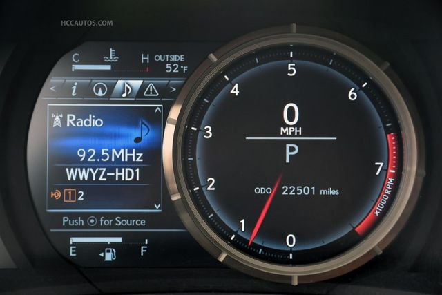 2015 Lexus IS 250 4dr Sport Sdn AWD Waterbury, Connecticut 30