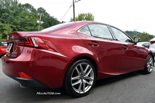 2015 Lexus IS 250 4dr Sport Sdn AWD Waterbury, Connecticut 8