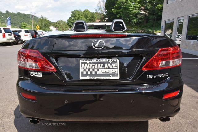 2015 Lexus IS 250C 2dr Conv Waterbury, Connecticut 5