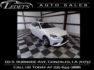 2015 Lexus IS 350 350 - Ledet's Auto Sales Gonzales_state_zip in Gonzales