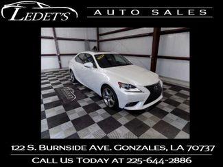 2015 Lexus IS 350 350 - Ledet's Auto Sales Gonzales_state_zip in Gonzales