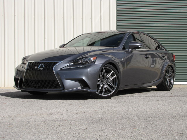 2015 Lexus IS 350 F SPORT in Jacksonville , FL 32246