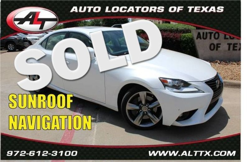 2015 Lexus IS 350   | Plano, TX | Consign My Vehicle in Plano TX