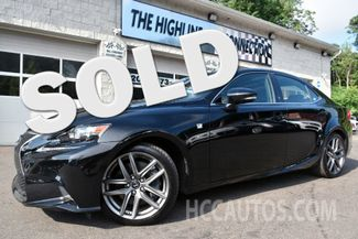 2015 Lexus IS 350 4dr Sdn AWD Waterbury, Connecticut