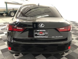 2015 Lexus IS 250 AWD LINDON, UT 4