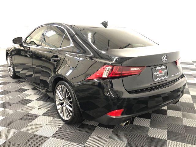 2015 Lexus IS 250 AWD LINDON, UT 3
