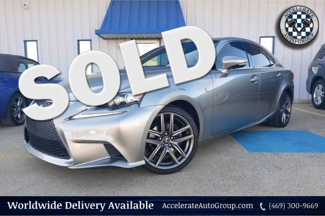 2015 Lexus IS 250 F-Sport in Rowlett