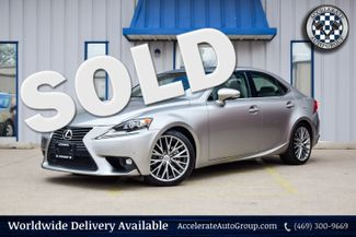 2015 Lexus IS 250 in Rowlett