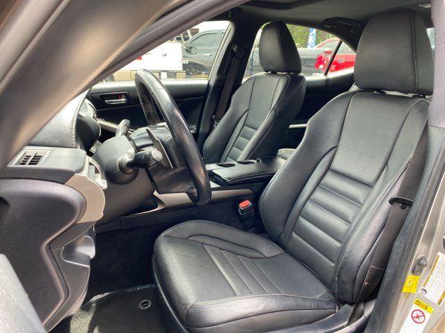 2015 Lexus IS Base in San Antonio, TX 78212