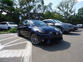 2015 Lexus IS 250 NAVIGATION. AIR COOLED-HTD SEATS SEFFNER, Florida 10