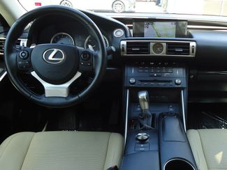 2015 Lexus IS 250 NAVIGATION. AIR COOLED-HTD SEATS SEFFNER, Florida 23