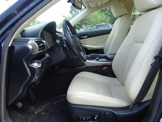 2015 Lexus IS 250 NAVIGATION. AIR COOLED-HTD SEATS SEFFNER, Florida 5