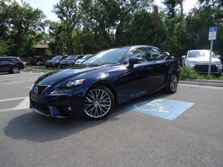 2015 Lexus IS 250 NAVIGATION. AIR COOLED-HTD SEATS SEFFNER, Florida 6