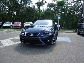 2015 Lexus IS 250 NAVIGATION. AIR COOLED-HTD SEATS SEFFNER, Florida 8