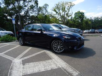 2015 Lexus IS 250 NAVIGATION. AIR COOLED-HTD SEATS SEFFNER, Florida 9