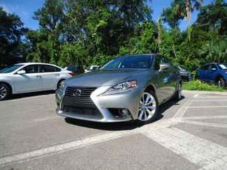 2015 Lexus IS 250 SEFFNER, Florida