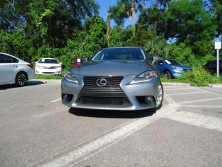 2015 Lexus IS 250 SEFFNER, Florida 6