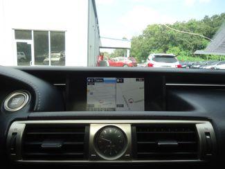 2015 Lexus IS 250 NAVIGATION. AIR COOLED-HTD SEATS SEFFNER, Florida 2