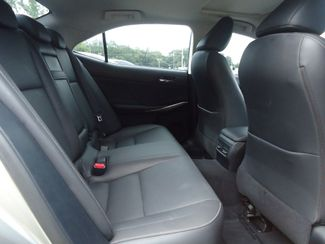 2015 Lexus IS 250 NAVIGATION. AIR COOLED-HTD SEATS SEFFNER, Florida 20