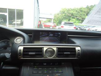 2015 Lexus IS 250 NAVIGATION. AIR COOLED-HTD SEATS SEFFNER, Florida 38