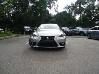 2015 Lexus IS 250 NAVIGATION. AIR COOLED-HTD SEATS SEFFNER, Florida 8